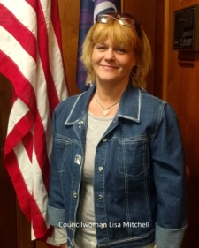 Lisa Mitchell - Elsmere City Council
